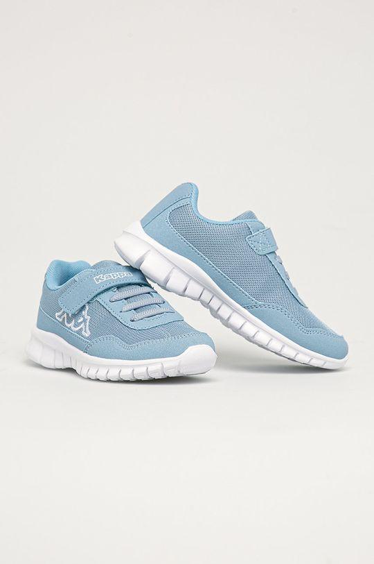 Kappa - Dětské boty Follow světle modrá