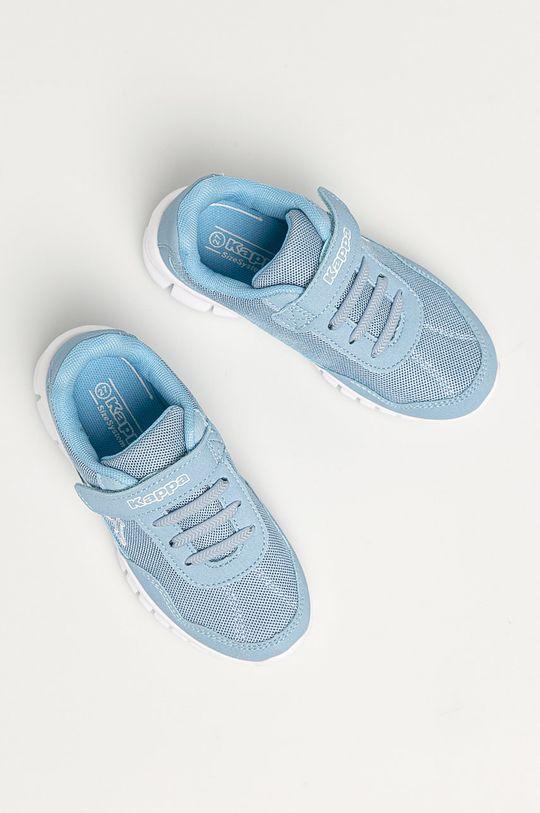 světle modrá Kappa - Dětské boty Follow