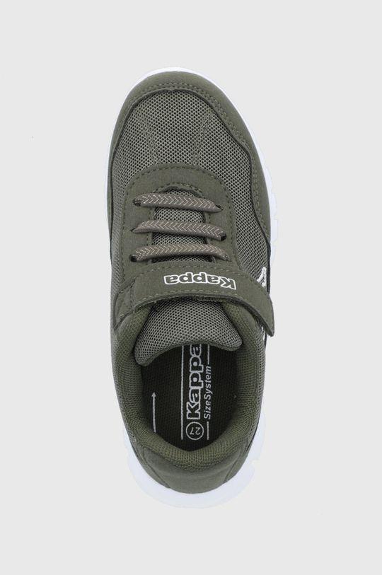 zelená Kappa - Dětské boty Follow