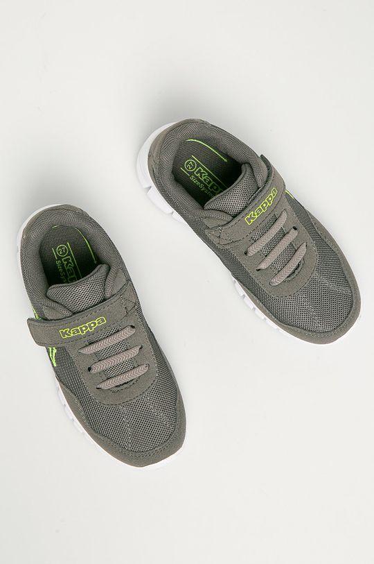 šedá Kappa - Dětské boty Follow