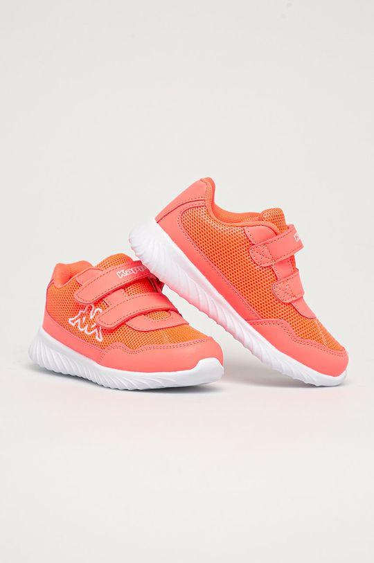 Kappa - Dětské boty Cracker II růžová