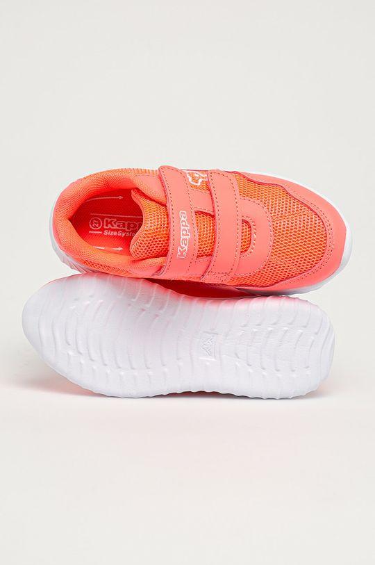 růžová Kappa - Dětské boty Cracker II