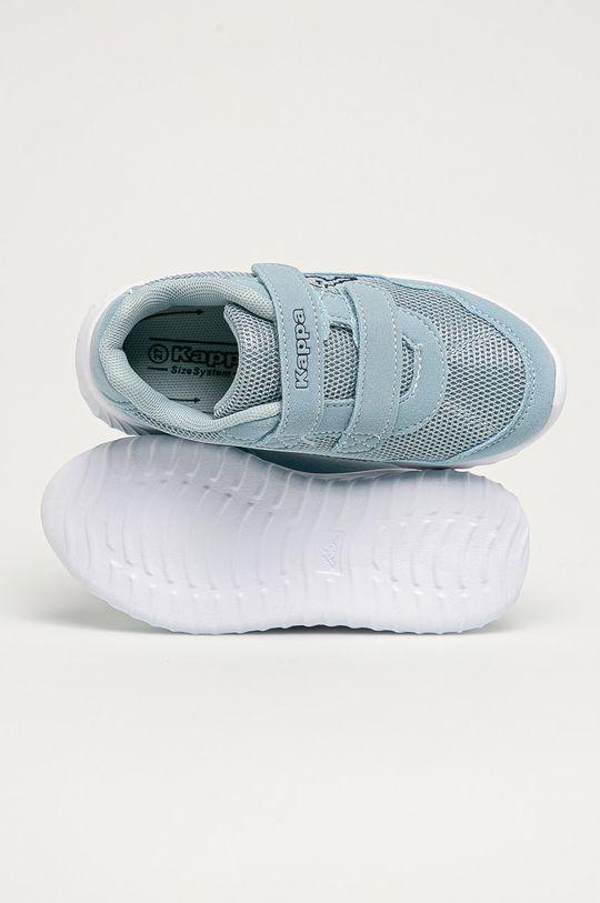 světle modrá Kappa - Dětské boty Cracker II