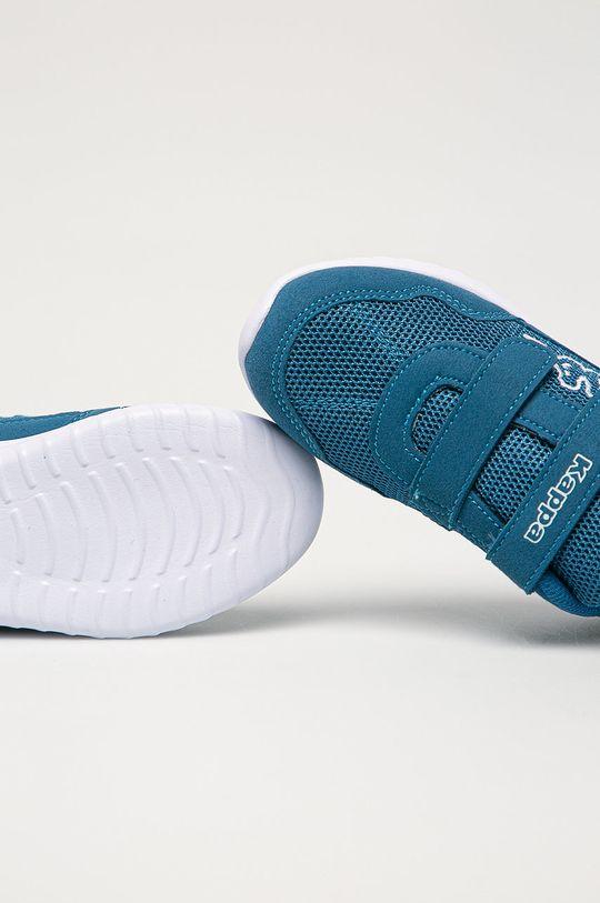 tyrkysová Kappa - Dětské boty Cracker II