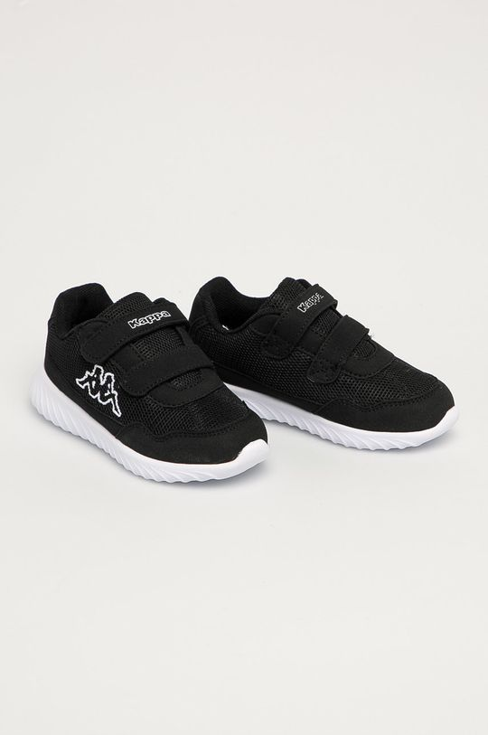 Kappa - Dětské boty Cracker II černá