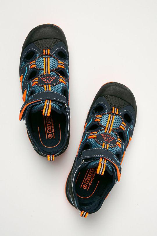 námořnická modř Kappa - Dětské boty Reminder