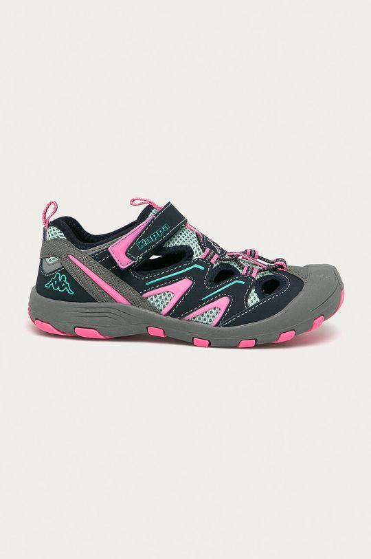 šedá Kappa - Dětské boty Reminder Dětský
