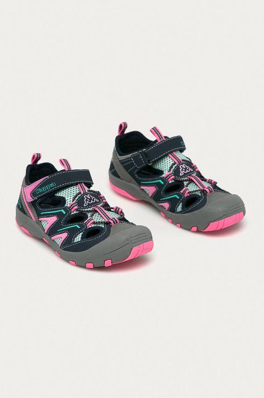 Kappa - Dětské boty Reminder šedá