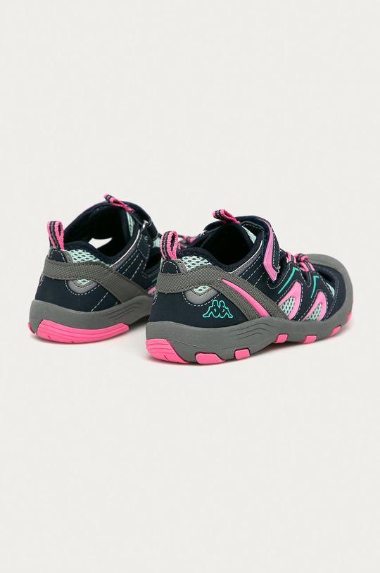 Kappa - Dětské boty Reminder  Svršek: Umělá hmota, Textilní materiál Vnitřek: Textilní materiál Podrážka: Umělá hmota