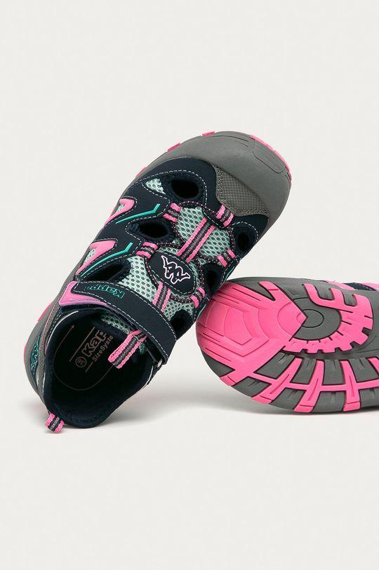 šedá Kappa - Dětské boty Reminder