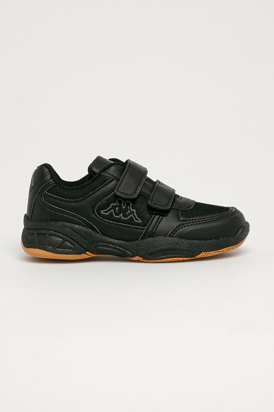 černá Kappa - Dětské boty Dacer Dětský