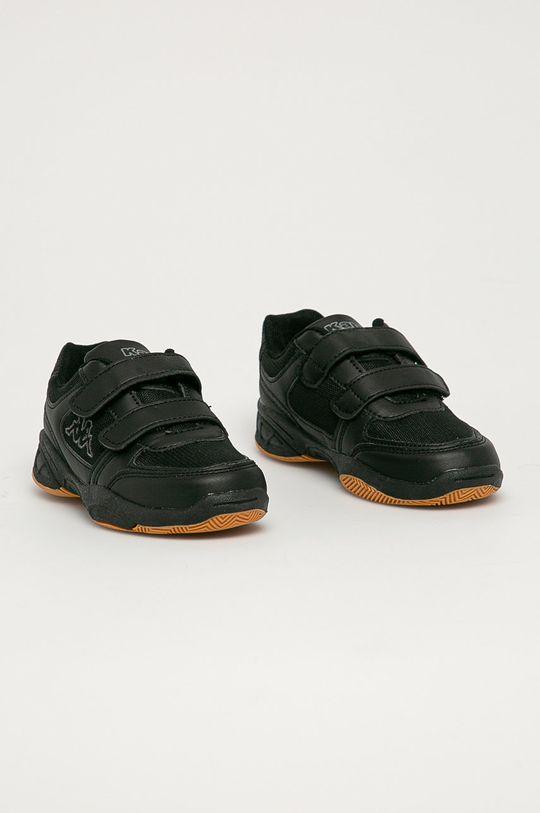 Kappa - Dětské boty Dacer černá