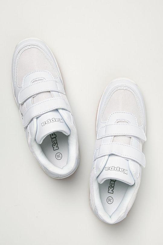 bílá Kappa - Dětské boty Dacer