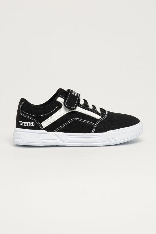 černá Kappa - Dětské boty Chose Sun Dětský