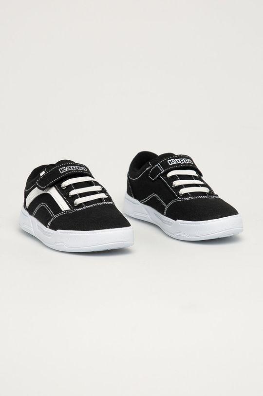 Kappa - Dětské boty Chose Sun černá