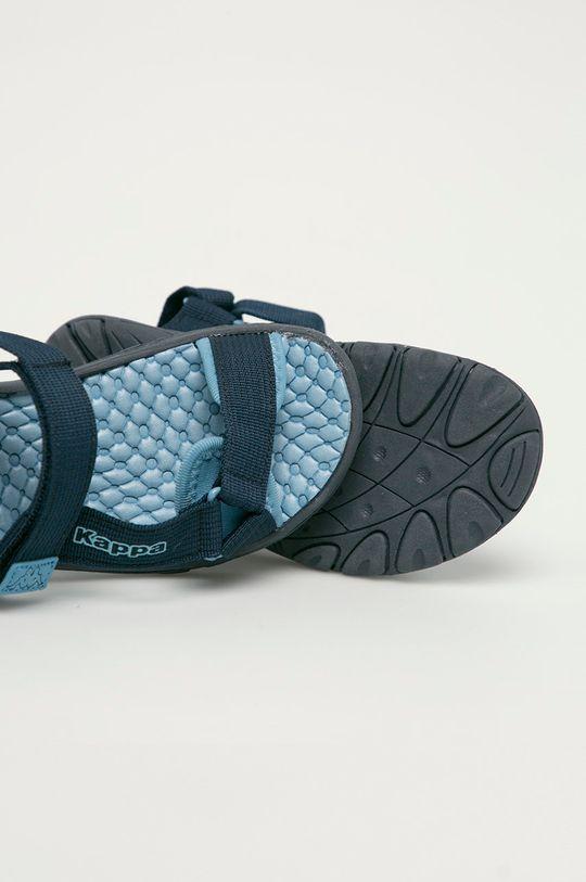 Kappa - Dětské sandály Mortara  Svršek: Textilní materiál Vnitřek: Umělá hmota, Textilní materiál Podrážka: Umělá hmota