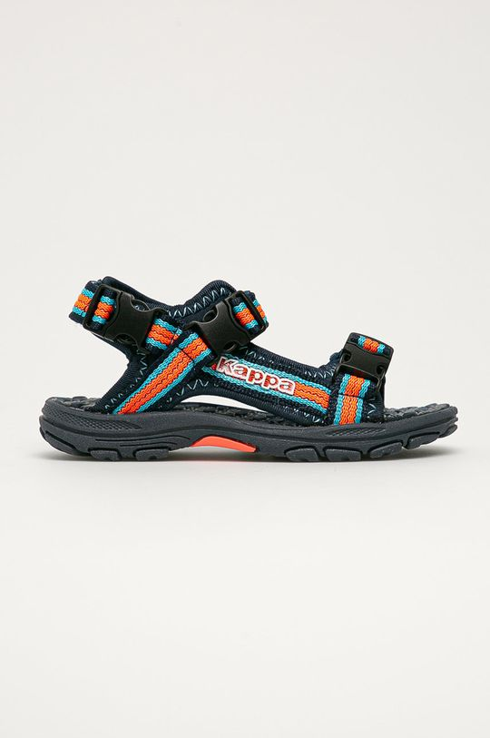 námořnická modř Kappa - Dětské sandály Rusheen Dětský
