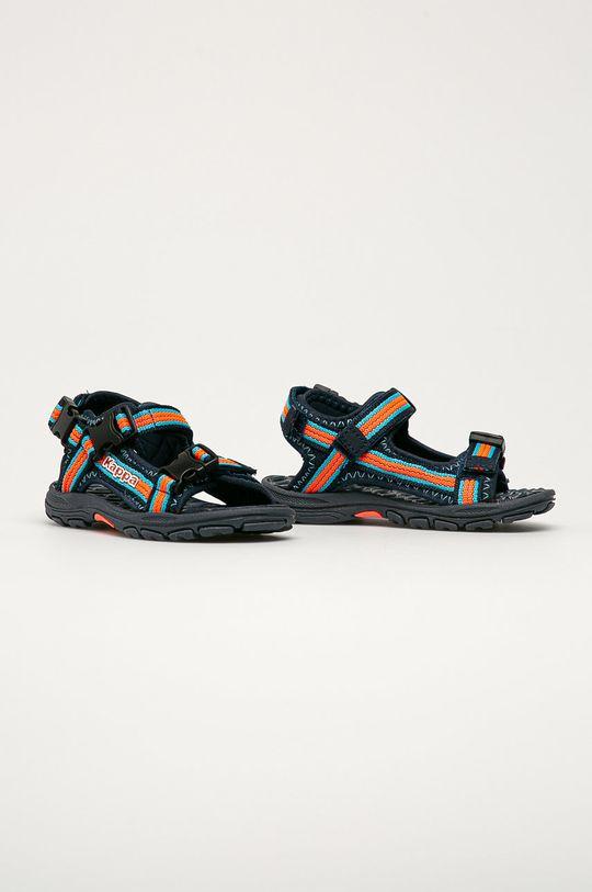 Kappa - Dětské sandály Rusheen námořnická modř