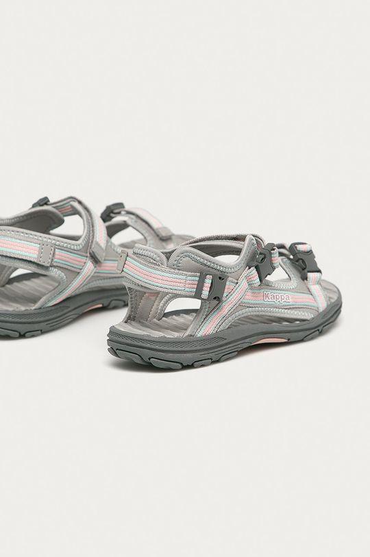 Kappa - Dětské sandály Rusheen  Svršek: Textilní materiál Vnitřek: Umělá hmota, Textilní materiál Podrážka: Umělá hmota