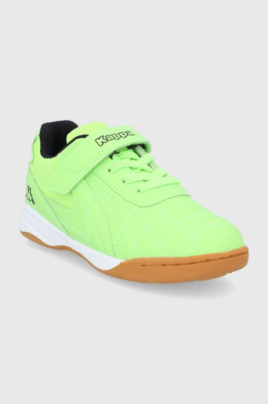 Kappa - Pantofi copii Furbo verde deschis
