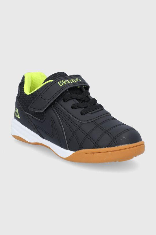Kappa - Pantofi copii Furbo negru