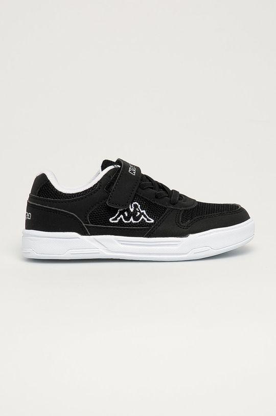 černá Kappa - Dětské boty Dalton Dětský