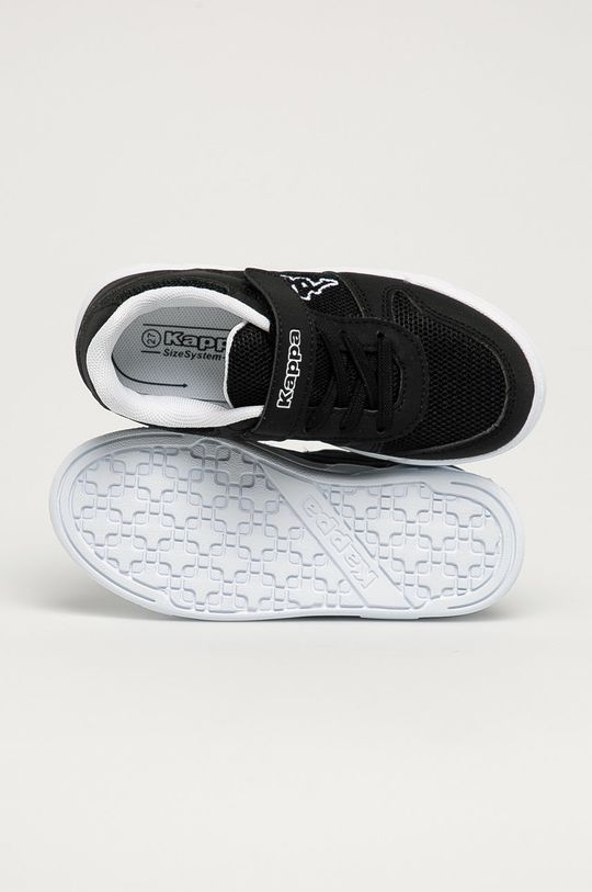 černá Kappa - Dětské boty Dalton