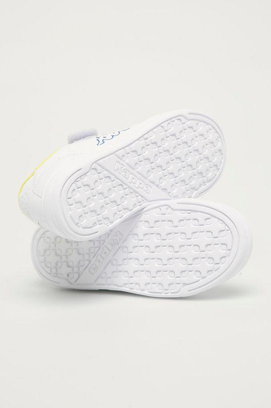 Kappa - Dětské boty Marabu II  Svršek: Umělá hmota, Textilní materiál Vnitřek: Textilní materiál Podrážka: Umělá hmota