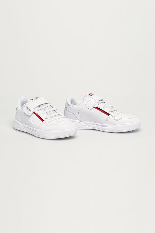 Kappa - Dětské boty Marabu II bílá