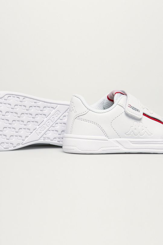 bílá Kappa - Dětské boty Marabu II