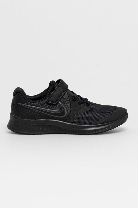 czarny Nike Kids - Buty dziecięce Star Runner 2 Dziecięcy