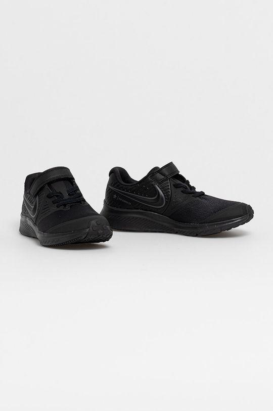 Nike Kids - Buty dziecięce Star Runner 2 czarny