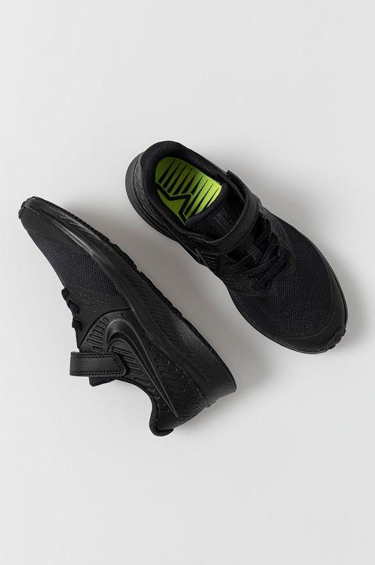 czarny Nike Kids - Buty dziecięce Star Runner 2