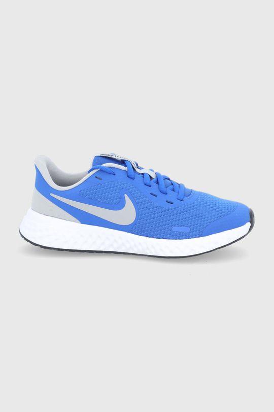 modrá Nike Kids - Detské topánky Revolution 5 Detský