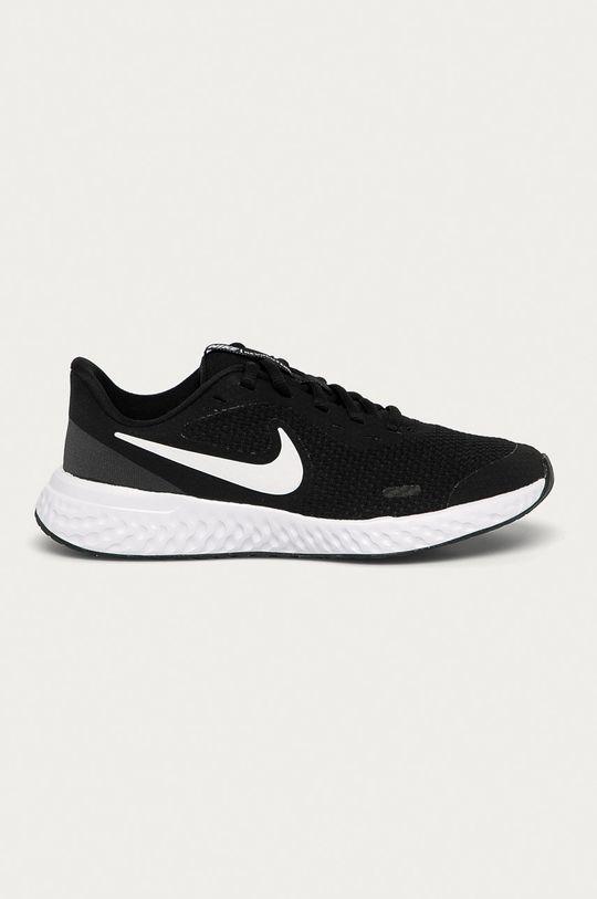 negru Nike Kids - Pantofi copii Revolution 5 De copii