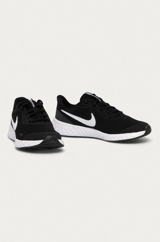 Nike Kids - Pantofi copii Revolution 5 negru