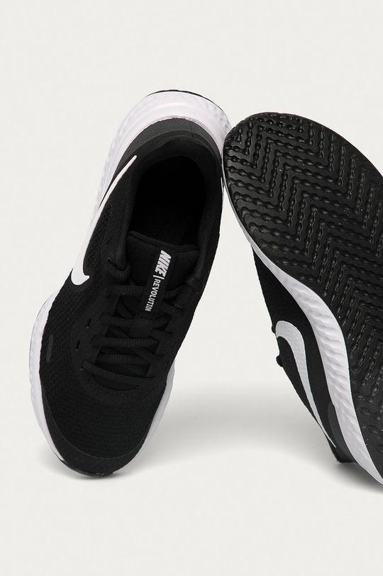 negru Nike Kids - Pantofi copii Revolution 5