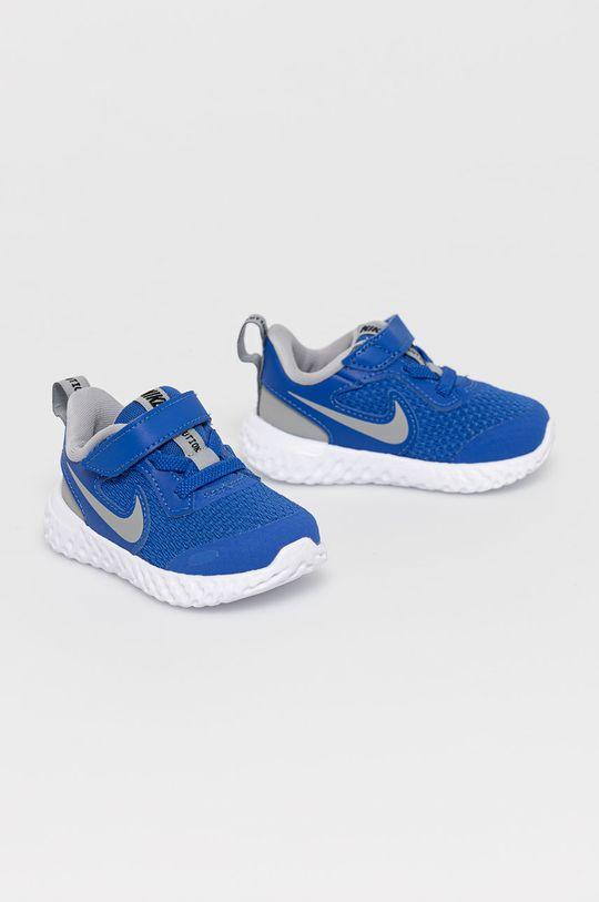Nike Kids - Detské topánky Revolution 5 modrá