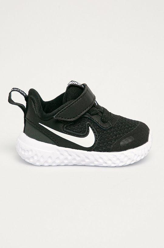 czarny Nike Kids - Buty dziecięce Revolution 5 Dziecięcy