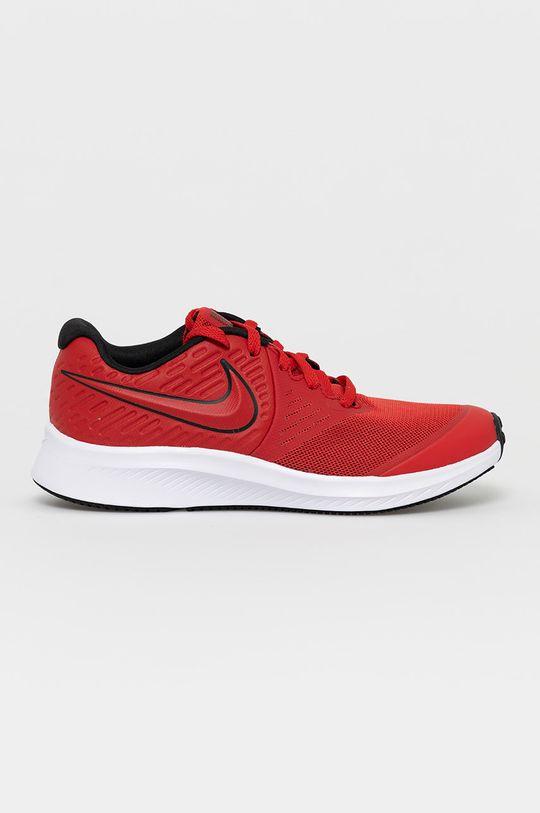 červená Nike Kids - Detské topánky Star Runner 2 Detský