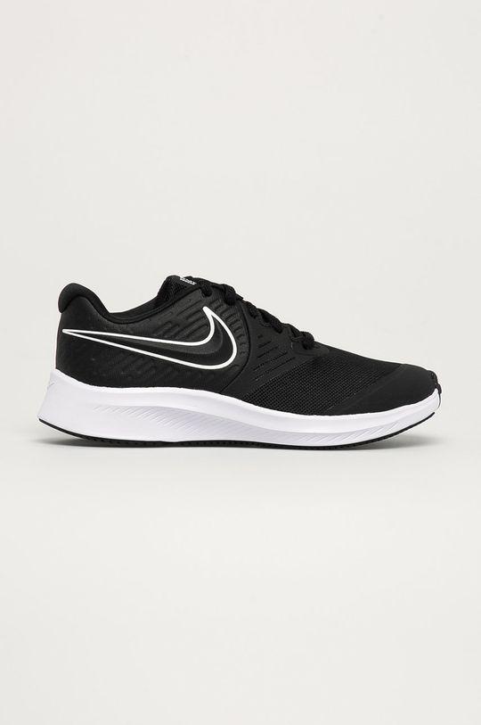 černá Nike Kids - Dětské boty Star Runner 2 Dětský