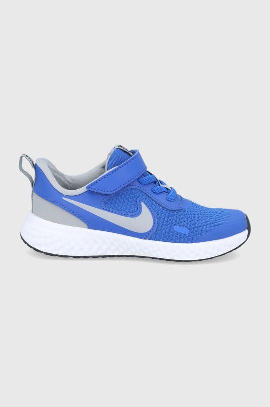 modrá Nike Kids - Dětské boty Revolution 5 Dětský