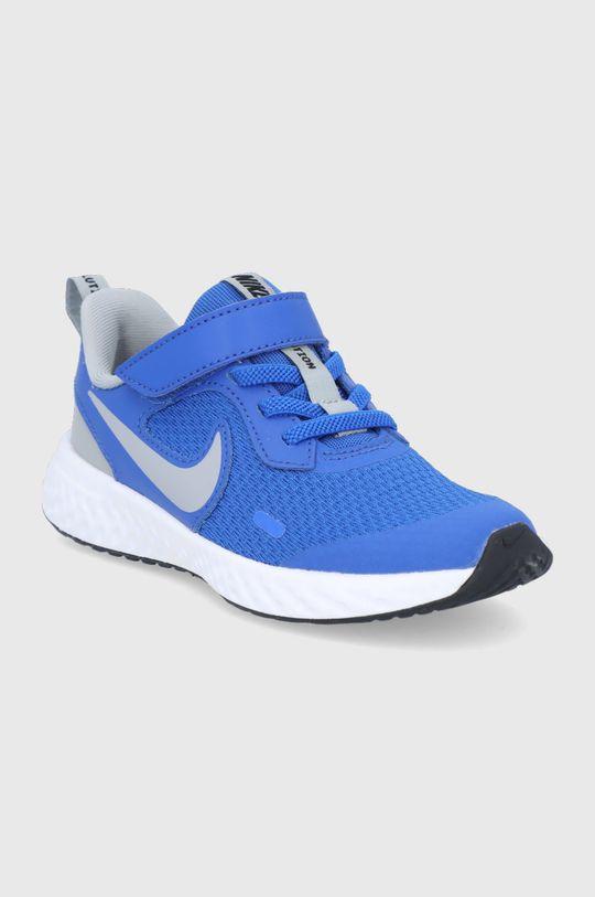 Nike Kids - Dětské boty Revolution 5 modrá