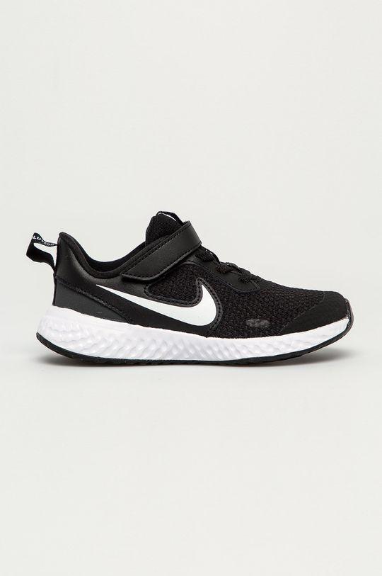 černá Nike Kids - Dětské boty Revolution 5 Dětský