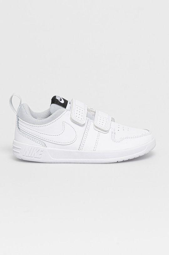 biały Nike Kids - Buty dziecięce Pico 5 Dziecięcy
