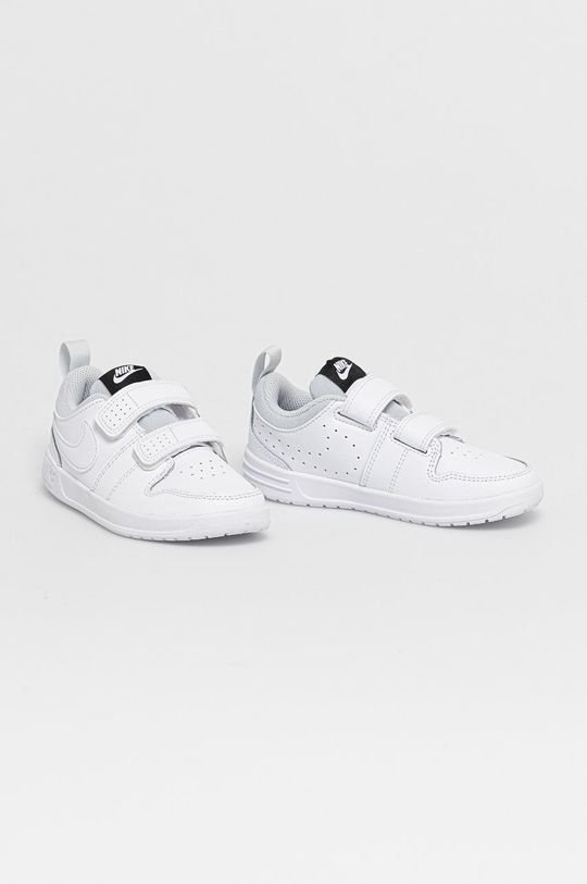 Nike Kids - Buty dziecięce Pico 5 biały