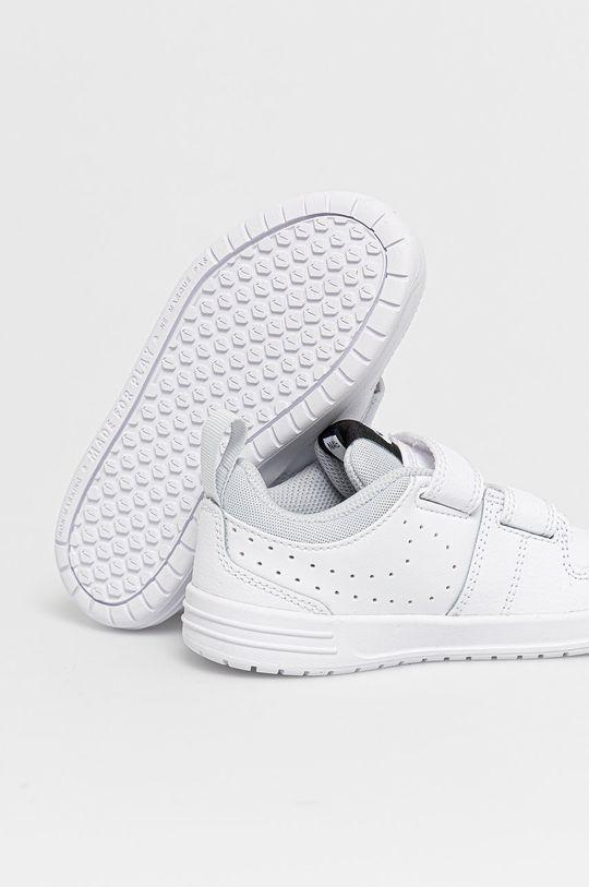 Nike Kids - Buty dziecięce Pico 5 Cholewka: Materiał syntetyczny, Skóra naturalna, Wnętrze: Materiał tekstylny, Podeszwa: Materiał syntetyczny