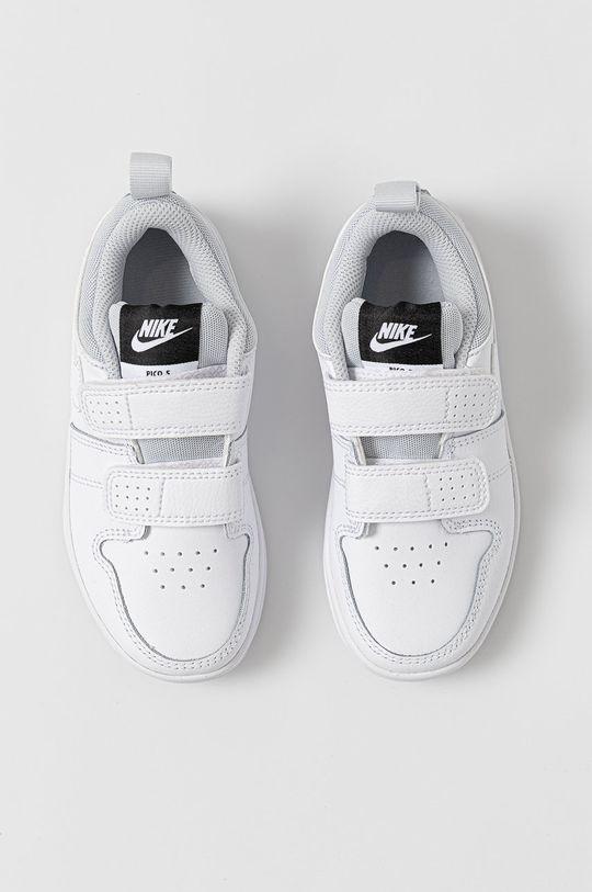 biały Nike Kids - Buty dziecięce Pico 5