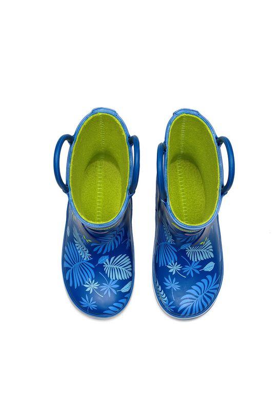 modrá Chipmunks - Detské gumáky CARLO