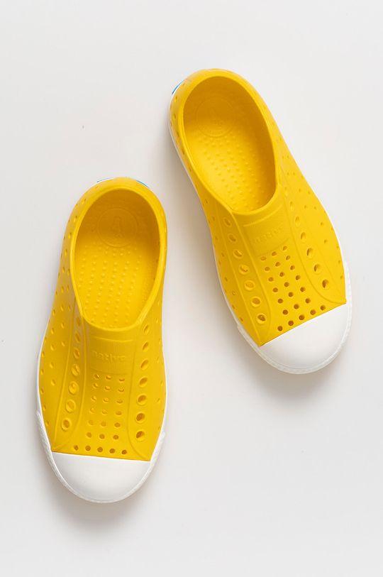 żółty Native - Tenisówki dziecięce Jefferson